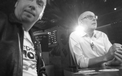 Lorenz Macke Andreas Kuhnt NDR Fernsehen Fühls noch einmal Depeche Mode  (Herbst 2017)
