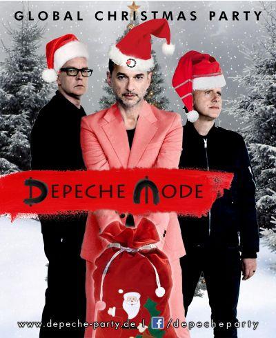 Depeche Mode Weihnachten 2016