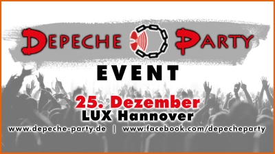 Depeche Party Lux