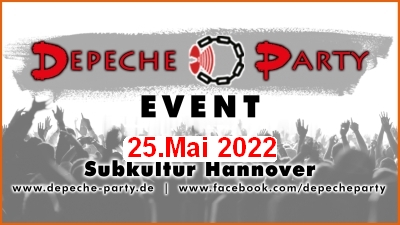 Depeche Mode Party Hannover subkultur dj lorenz