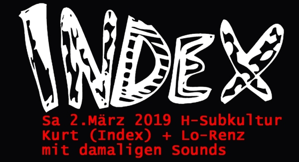 Index Revival Party Hannover