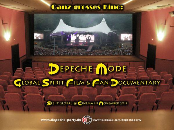 Depeche Mode Hannover Kino